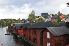 Porvoo Royalty Free Stock Photo
