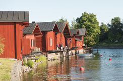Porvoo Royalty Free Stock Photography