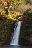 Poryk spadku parka punkt Japonia Zdjęcie Stock