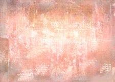 Porysowanego rocznika grunge abstrakcjonistyczny temat z czernią scuffed krawędzie Obrazy Royalty Free