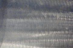 Porysowany stalowy tło zdjęcie stock