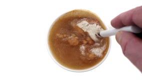 Porywający żywienioniowy włókno napój zbiory