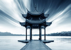 Porzellan Hangzhou-Westsee Lizenzfreie Stockfotos