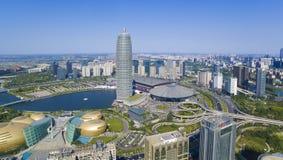 Porzellan Zhengzhous Henan lizenzfreie stockfotografie