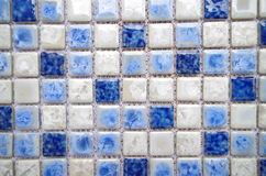 Porzellanmosaik Lizenzfreies Stockbild