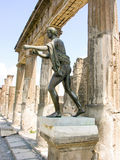 posąg apollina Zdjęcia Royalty Free