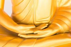 posąg buddy ręce Zdjęcie Royalty Free