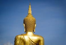 posąg buddy złota zdjęcia stock
