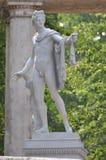 posąg apollina Fotografia Stock
