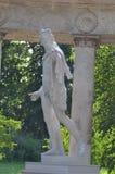 posąg apollina Obraz Royalty Free