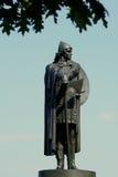 posąg Wiking Zdjęcie Royalty Free