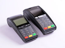 POS GPRS Płatniczy Terminal Obraz Stock