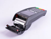 POS Payment GPRS Terminal Royalty Free Stock Image