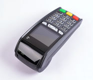 POS Payment GPRS Terminal Royalty Free Stock Photography