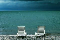 posępnie pogoda Zdjęcie Stock