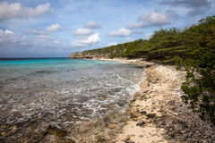 Pos Spano plaża Fotografia Stock