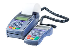 POS-terminal Royalty Free Stock Photo