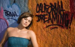 Posa 8 dei graffiti Immagini Stock Libere da Diritti