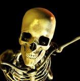 Posa 9 dell'osso illustrazione vettoriale