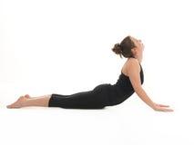 Posa avanzata di yoga Immagine Stock Libera da Diritti