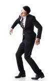 Posa della marionetta immagini stock libere da diritti