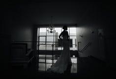 Posa della sposa Fotografia Stock Libera da Diritti