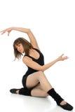 Posa di balletto Fotografia Stock