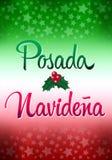 Posada Navidena Stock Photos