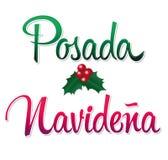 Posada Navidena Stock Photo