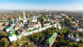 posada Rosji sergiev klasztoru st sergius trójca Obrazy Stock
