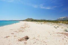 Posada, Sardinia Royalty Free Stock Photos