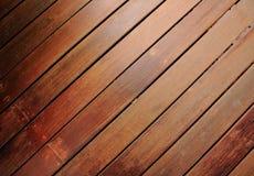 posadzkowy drewno Fotografia Stock