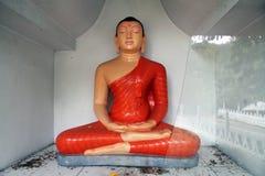 Posadzony Buddha zdjęcia stock