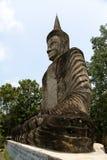 Posadzony Buddha Fotografia Stock