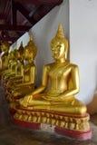 Posadzony Buddha wizerunek Obrazy Royalty Free