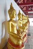 Posadzony Buddha wizerunek Obraz Stock