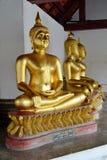 Posadzony Buddha wizerunek Zdjęcie Royalty Free