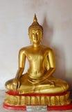 Posadzony Buddha wizerunek Zdjęcia Royalty Free