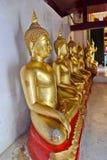Posadzony Buddha wizerunek Zdjęcia Stock