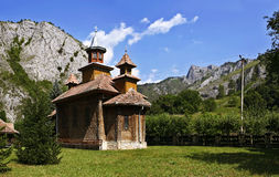 Posaga monastery Stock Photo