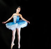 Pose clássica da dança Imagens de Stock Royalty Free