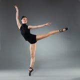 Pose de ballet Photos libres de droits