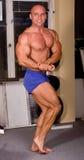 Pose de Bodybuilder image libre de droits