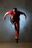 Pose de danseur photo libre de droits