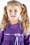 Pose de jeune fille Photo libre de droits