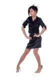 pose modèle d'adolescent photo stock