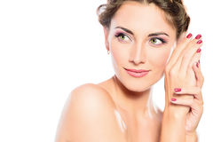 Pose spa Stock Images
