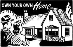 Poseer su propio hogar 3 libre illustration