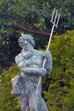 Poseidon Trident Immagini Stock