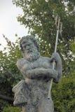 Poseidon Trident Immagine Stock Libera da Diritti